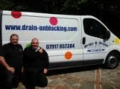 Blocked drains Guildford 0791 7852384